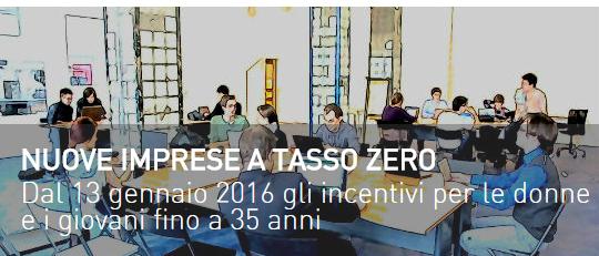 Imprese a tassa zero